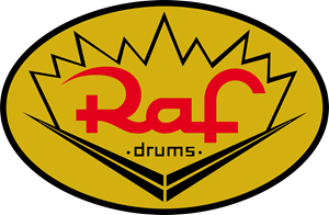 Raf Drums Logo Vector