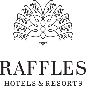 Raffles Hotels and Resorts Logo Vector