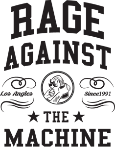 Rage Against The Machine Logo Vector
