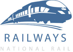 Railways Logo Vector