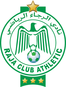 Raja Club Athletic RCA Logo Vector