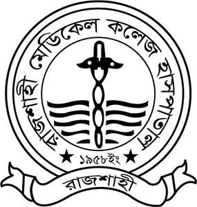 Rajshahi Medical College Hospital Logo Vector