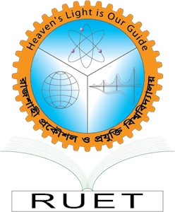 Rajshahi University of Engineering & Teachnology Logo Vector