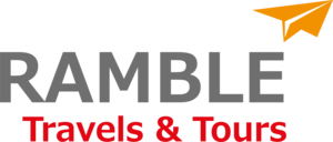 Ramble Travels & Tours Logo Vector