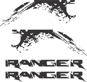 Ranger Off Road Logo Vector