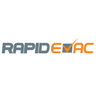 Rapid Evac Logo Vector