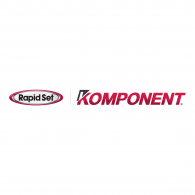 Rapid Set Komponent Logo Vector
