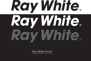 Ray White Real estate Logo Vector