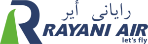 Rayani Air Logo Vector