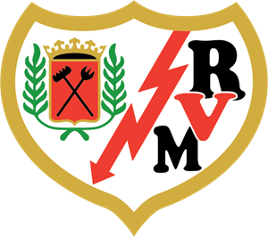 Rayo Vallecano Madrid Logo Vector
