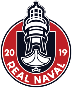 Real Naval Logo Vector