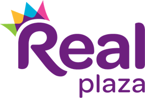 Real Plaza Logo Vector