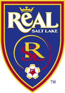 Real Salt Lake Logo Vector