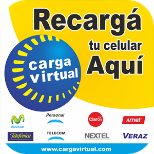 recarga virtual Logo Vector