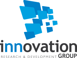 Rectangles Screens Innovation Logo Vector