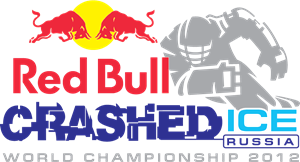 Red Bull Crashed Ice Logo Vector