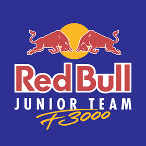 RED BULL JUNIOR TEAM F3000 Logo Vector