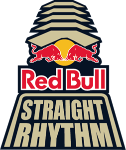 Red Bull Straight Rhythm Logo Vector
