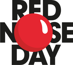 Red Nose Day Logo Vector