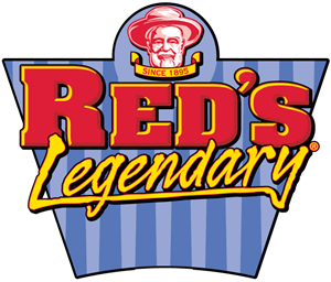 Red's Legendary Logo Vector