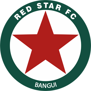 Red Star FC Bangui Logo Vector