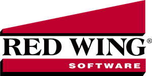 Red Wing Software Logo Vector