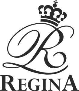 Regina Interior Design Logo Vector