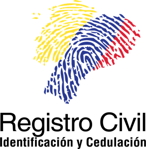 Registro Civil del Ecuador Logo Vector