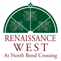 Renaissance West at North Bend Crossing Logo Vector