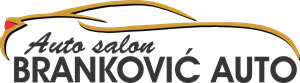 Rent a car Brankovic auto Logo Vector