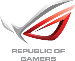 Republic of Gamers Logo Vector