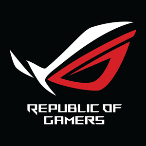 Republic Of Gamers New Logo Vector