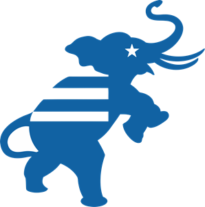 Republican Party Logo Vector