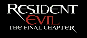 Resident Evil The Final Chapter Logo Vector