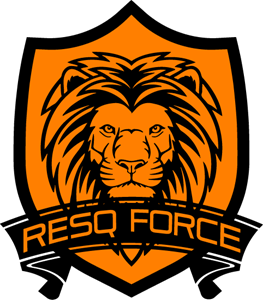 RESQ SECURITY Logo Vector