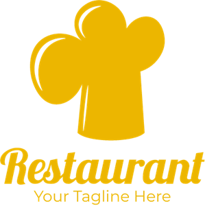Restaurant Chef Logo Vector