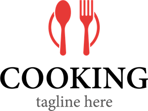 Restaurant Cooking Logo Vector