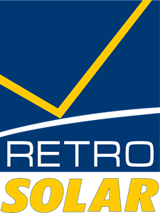 RETROSolar Logo Vector