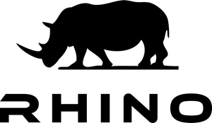 rhino logo vectors free download