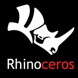 Resultado de imagen de rhinoceros 3d logo