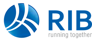 RIB Software Logo Vector