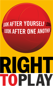 Right To Play Logo Vector