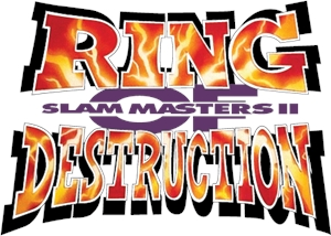 Ring Of Destruction Slam Masters II Logo Vector