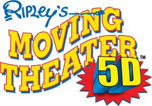 Ripley's 5D Moving Theater Logo Vector