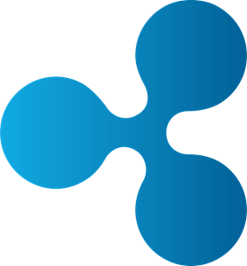 RIPPLE (XRP) Logo Vector