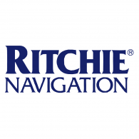 Ritchie Navigation Logo Vector