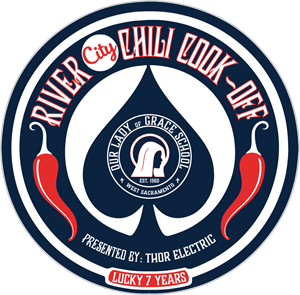 River City Chili Cook-Off Logo Vector