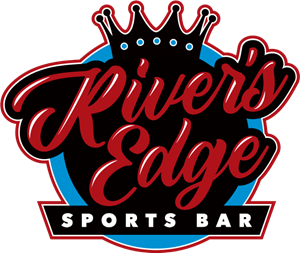 Rivers Edge Sports Bar Logo Vector