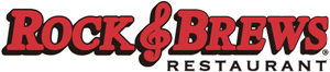 Rock & Brews Restaurant Logo Vector