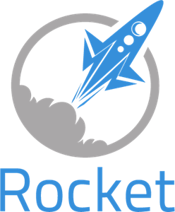Rocket Logo Vector